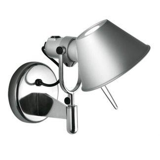 Artemide Tolomeo Faretto LED Væglampe med soft-touch
