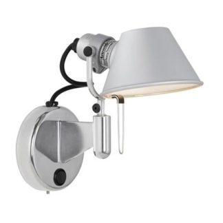 Artemide Tolomeo Micro Faretto LED Væglampe uden afbryder