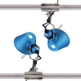 Artemide Tolomeo Micro Pinza Væglampe klemme Blå