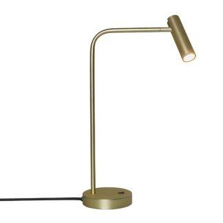 Astro Enna Bordlampe Mat Guld