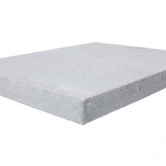Grå 62,5x80x7 Fortovsfliser skarpkantet