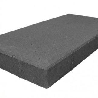 Haveflise Sort / koksgrå 15x30x6