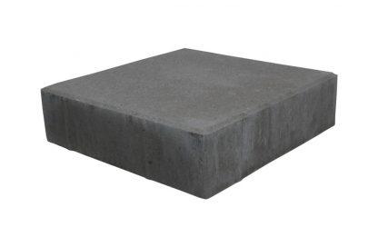 Havefliser 30x30x8 Sort / koksgrå