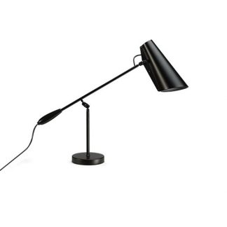 Northern Lighting Birdy Bordlampe Sort/Sort