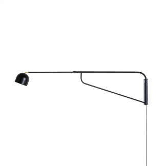 Pholc BELLMAN Væglampe Sort