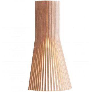 Secto 4230 Væglampe Valnød