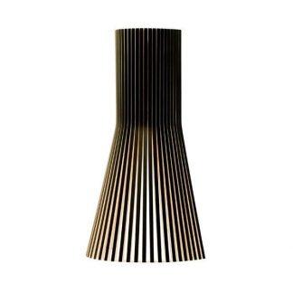 Secto 4231 Væglampe Sort