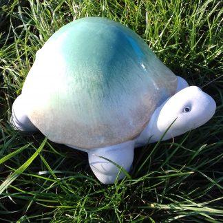 Skildpadde. Højde 14 cm