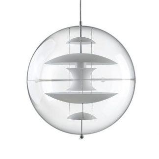 Verner Panton Globe Glas Pendel Lille