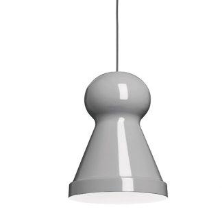 WATT A LAMP PLAY Pendel Stor Lysegrå
