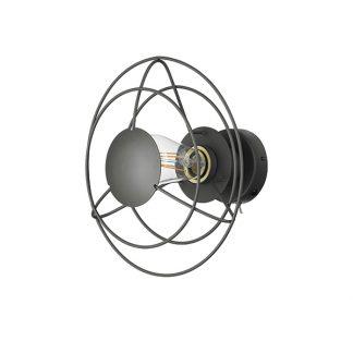 WATT A LAMP Radio Væglampe Lille Mørkegrå