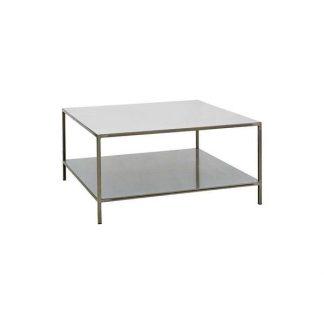 Coffee table, Orto, Jern grå