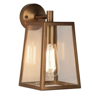 Astro Calvi Udendørslampe Væglampe Antik Messing