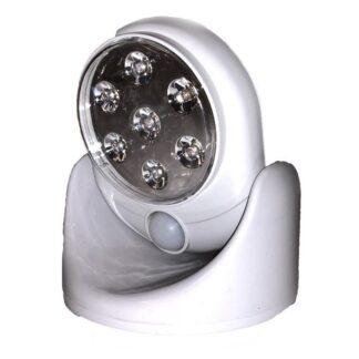 LED Sensorlampe m bevægelses sensor