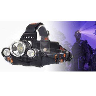 Vild LED pandelampe (5000 lumens)