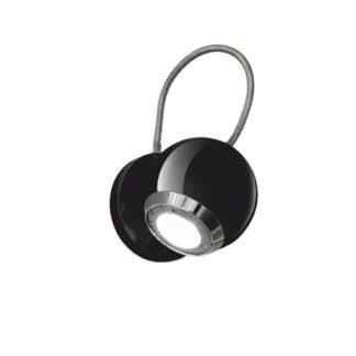 Eye Væglampe, sort