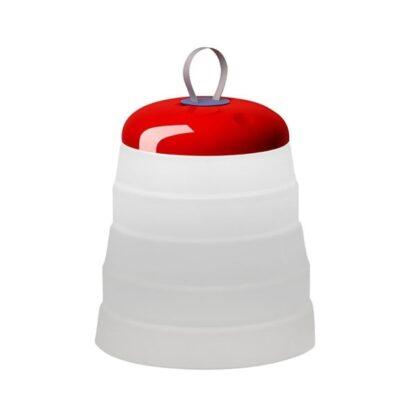 Foscarini Cri Cri Pendel/Bordlampe Udendørslampe Rød