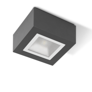 Mimik 10 Loftlampe, antrasit