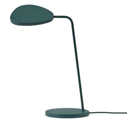 Muuto Leaf Bordlampe Mørkegrøn