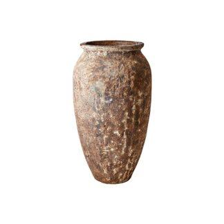 Rustik vase i terracotta H103 x Ø70 cm - Multi