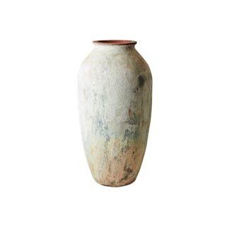 Rustik vase i terracotta H106 x Ø60 cm - Multi