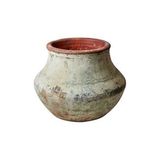 Rustik vase i terracotta H50 x Ø70 cm - Multi
