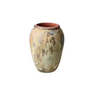 Rustik vase i terracotta H68 x Ø44 cm - Multi