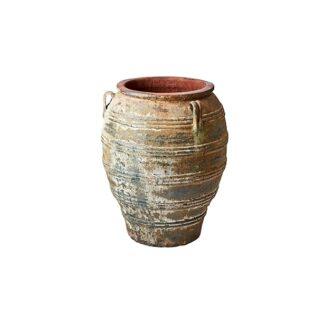 Rustik vase i terracotta H70 x Ø53 cm - Multi
