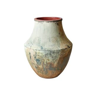 Rustik vase i terracotta H90 x Ø75 cm - Multi