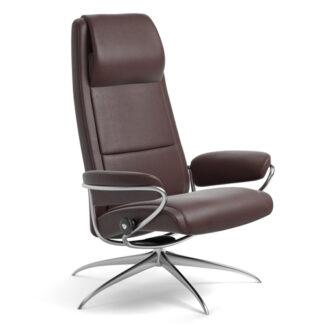Stressless Paris lænestol med høj ryg