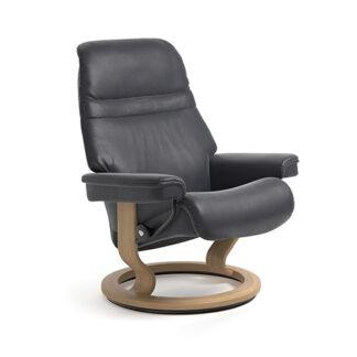 Stressless Sunrise lænestol med Classic stel