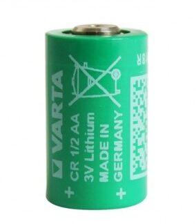 3 volt 1/2AA Lithium batteri