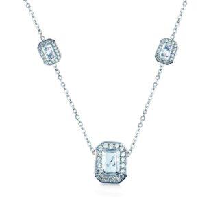 Abelstedt A halskæde sølv