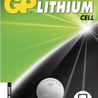 CR 1220 3 Volt Lithium batteri