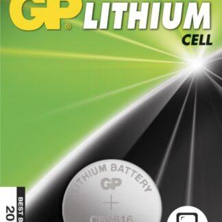 CR 1616 3 Volt Lithium batteri