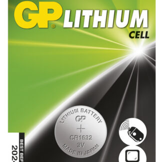 CR 1632 3 Volt Lithium batteri