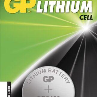CR 2430 3 Volt Lithium batteri