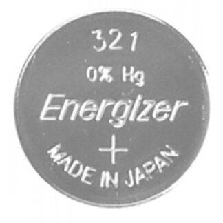 Energizer 321 - SR616SW - 1,55 V Silver Oxide batteri