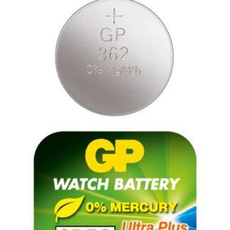 GP 362 A1 - SR721SW - 1,55 V Silver Oxide batteri