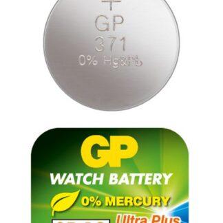 GP 371 A1 - SR920SW - 1,55 V Silver Oxide batteri