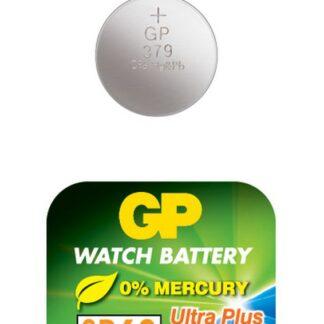 GP 379 A1 - SR521SW - 1,55 V Silver Oxide batteri