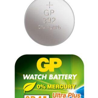 GP 392 / GP 384 A1 - SR41W - 1,55 V Silver Oxide batteri