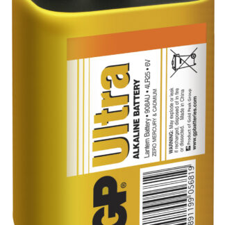 GP 6.0V Ultra Alkaline batteri / 4LR25