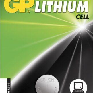 GP CR 1/3N 3 Volt Lithium batteri