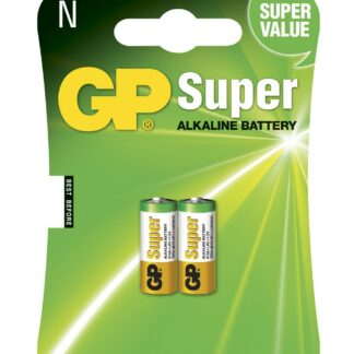 GP N Super Alkaline batterier / LR1