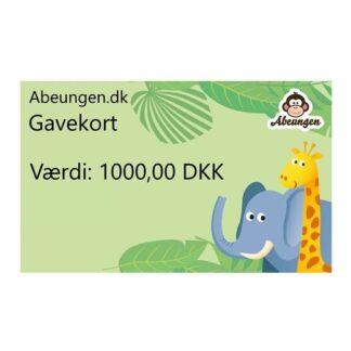 Gavekort 7