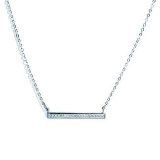 Oxford petite lang halskæde