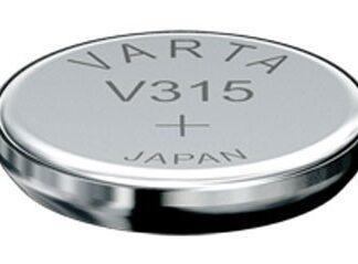 RENATA 315 A1 - SR716SW - 1,55 V Silver Oxide batteri