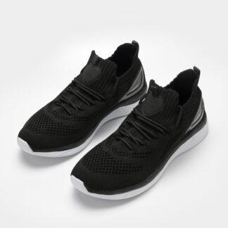 Sneakers Onepiece Damer sort - JH003