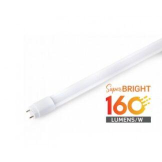 V-Tac T8-Performer120 Eco - 160lm/W, 12W LED rør, 120 cm, Kulør: Neutral, Dæmpbar: Ikke dæmpbar